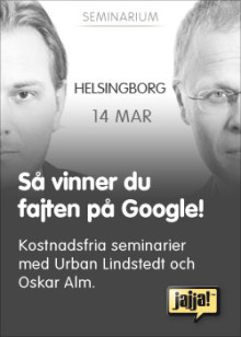 Så vinner du fajten på Google (Helsingborg)
