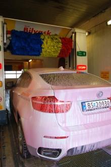 VårSPA for bilen