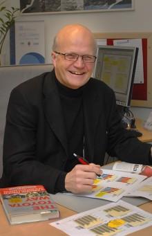 Gunnar Öhlén Karolinska Universitetssjukhuset - Årets Mötes & Eventplanerare 2010