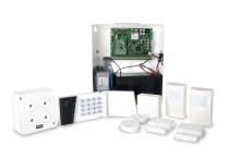GSM-larmpaket för små och stora