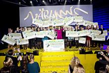 Svenska PostkodLotteriet stöder fortsatt Friluftsfrämjandets satsning på ett friluftsliv för alla