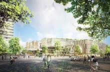 NCC skal bygge Nordfløjen af Rigshospitalet