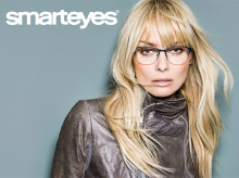 Izabella Scorupco ny modell i Smarteyes vårkampanj