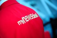 Prisutdelning hos Mynewsdesk