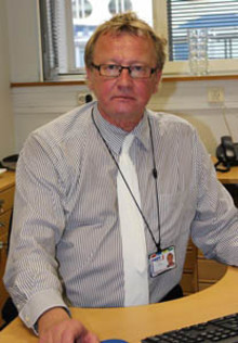 Timo Laitinen aloitti teknisenä johtajana