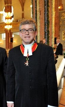 Pressinformation: Åke Bonniers biskopsvigning i Uppsala domkyrka