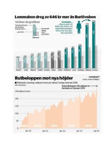Rut gör rent hus i Skåne