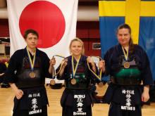 IKSU kendo knep brons vid årets SM - första lagmedaljen på 9 år