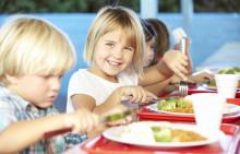 Undervisningskvalitet och näringsrik mat viktigast för Värmdös föräldrar