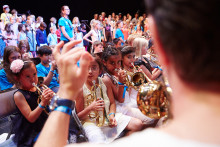 Unik jubileumskonsert inviger Volvo Ocean Race i Göteborg