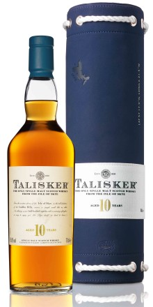 Maritim whiskynjutning till Fars dag: Talisker – Made by the sea