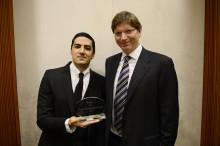 Minc-bolaget Orbital Systems vinnare av Green Mentorship Awards
