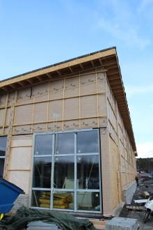 Stort intresse för energisnåla Coop-butiker i trä