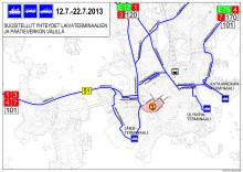TSR2013 - satama ja päätiet