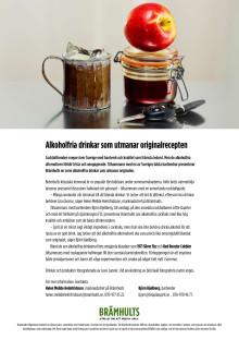 Alkoholfria drinkar som utmanar originalrecepten
