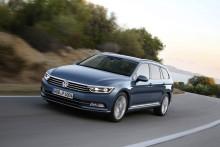 Nya Volkswagen Passat – en storsäljare redan innan premiären