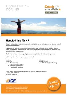 CWA Handledning för HR