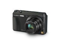 Panasonic launches the LUMIX TZ55 – a new versatile and high quality camera that's ideal for capturing your travels