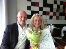 Resia utses till Sveriges bästa affärsresebyrå för sjätte gången