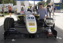 Renault og racerkører Michael Christensen i samarbejde
