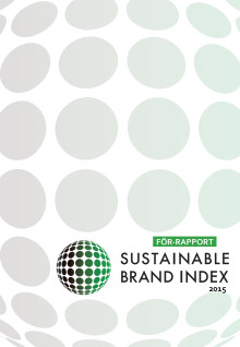 Sustainable Brands Index - branschrapport apotek 2015