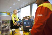 Nu genåbner Shell på Roskildevej