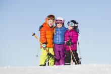 SkiStar AB: Över 71 000 barn har upplevt snöglädje