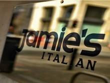 Scandics team har hårdtränats i England inför öppningen av Jamie's Italian