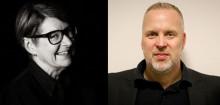 Martin Holmberg och AnnKi Bryhn Jansson leder nytt samarbete mellan mediebranschen och akademin