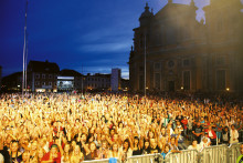 Pressinbjudan: På tisdag presenteras programmet för Kalmar Stadsfest 2014