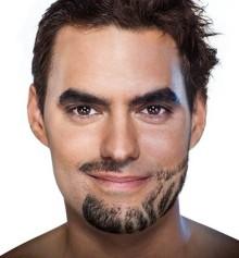 Axl Smith kannustaa suomalaisia miehiä leikittelemään partatyyleillään
