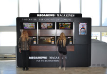 Göteborg Landvetter the first airport in the world to launch a climate-smart newsstand kiosk of the future