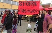 #27 - TISDAG: Vräkning av barnfamiljer i Tensta stoppad i sista stund