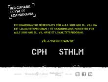 Pressinbjudan: Benchmark Loyalty Köpenhamn 2 okt/Stockholm 4 okt