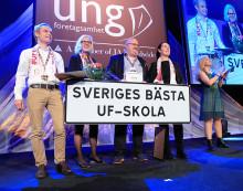 Bästa skolan för unga företagare finns i Västerås