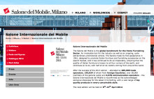 Meet us at Salone Internazionale del Mobile!
