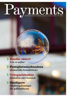 Payments nr 3 2007 - En branschskrift om betalningar utgiven av PayEx -Nr 3 - November 2007