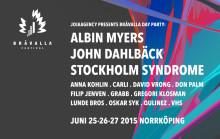 JoiaAgency bokar 15 akter till Bråvalla Festivalen i Norrköping!