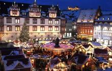 Turismen ökar varumärket Tysklands popularitet