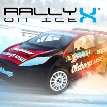 Startlista för RallyX On Ice premiären i Höljes