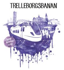 Biljetter till fem premiärturer på Trelleborgsbanan säljs från 19 november