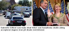POLITIKER SPARKAR PÅ KATTEN NÄR DET GÄLLER DET SANSLÖSA VÅLDET