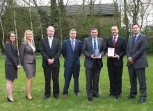 Phoenix Contact awards Anglia Device Connections Distributor of the Year- In recognition of outstanding sales growth