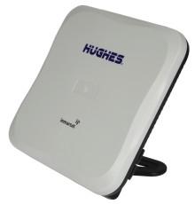 Ny bärbar BGAN satellitterminal från Hughes - HNS 9202