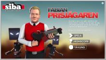 40 000 har spelat succéspelet Fabian prisjägaren!