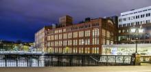 Nyinvigda lokaler skapar världsledande centrum för Tryckt elektronik