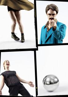 Skånes Dansteater firar 20 år med födelsedagsföreställning