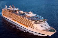 Kryssa med världens största fartyg i Medelhavet i sommar