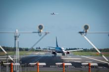 Fortsatt ökat utrikesresande via Arlanda