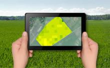 CropSAT, nytt webbverktyg för mätning av grödan från satellit